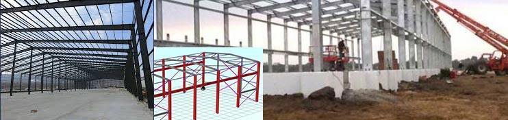 Bureau d'études structure métallique